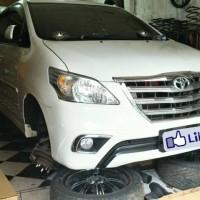 harga Shock Breaker Standard or Custom Sistem Dual Per Toyota Kijang Innova Tokopedia.com
