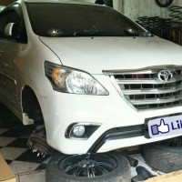 Shock Breaker Standard or Custom Sistem Dual Per Toyota Kijang Innova
