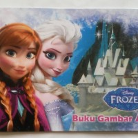 Buku Gambar Special Edition Frozen