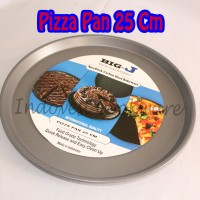 Loyang / Cetakan Anti Lengket Pizza Pan 25Cm