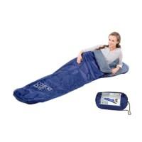 harga Sleeping Bag Kasur Selimut Tempat Tidur Camping Sleping Hangat Tokopedia.com