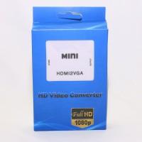 harga Konverter Hdmi To Vga Untuk Ezcast 1080p Adapter  Konektor Tokopedia.com