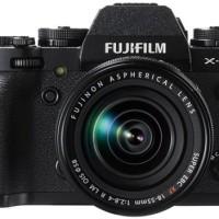 Kamera Fujifilm X-T1 Kit XF 18-55mm