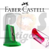 RAUTAN/SHARPENER 125 LV FABER CASTELL