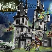 LEGO Monster Fighter - Vampyre Castle - 9468