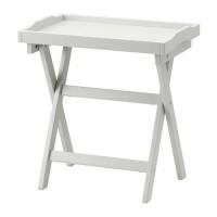 IKEA MARYD Meja baki serbaguna, bisa dilipat & dilepas