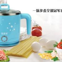 Mini Cooking Pot + Egg Boiler For Travelling