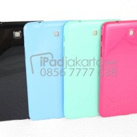 Jelly Silicon Samsung Galaxy Tab 4 (8.0 inch) T330 Soft Case / Cover