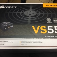 PSU Corsair VS Series VS550 (CP-9020097-EU) - 550 Watt