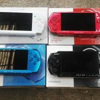 PALING MURAH ! PSP 3000 SLIM CFW 6.60 PRO C-2 + MC 16GB FULLGAMES