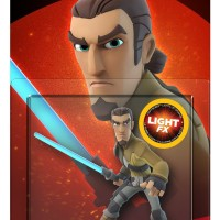 Disney Infinity 3.0 Star Wars Kanan Jarrus Light FX Figure