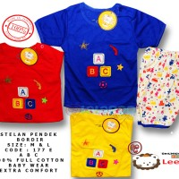 Piyama Anak / Setelan Kaos Pendek Anak Laki-laki & Perempuan