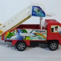 mainan mobil-mobilan angkutan airport