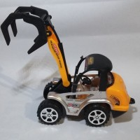 mainan mobil beko / mainan mobil-mobilan unik