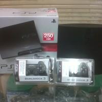 PS3 SLIM 250GB CFW + 2 STICK WIRELESS