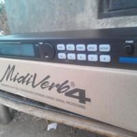 harga Echo/effektor Vokal Alesis Midiverb4 Midiverb 4 Tokopedia.com