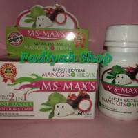 Ekstrak Kapsul Kulit Manggis Plus Sirsak Acemaxs (MS-Max) Darusyifa Alami