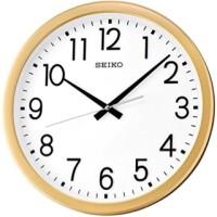 SEIKO CLOCK QXA638 B/G/S Quiet Sweep Jam Dinding