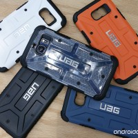 Samsung Galaxy Note 5 Uag Urban Armor Gear Cover Casing Case Keren Ori