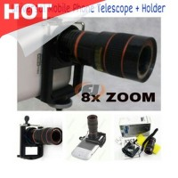 harga Telescope 8x ZOOM With Holder For Mobile Phone Tokopedia.com