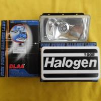 Foglamp Universal DLAA LA1008 (Putih / Kuning)
