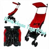 Harga cocolatte pockit 2 stroller travelling | antitipu.com