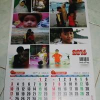 Jual Kalender custom 2016 spiral Murah