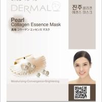 Pearl Collagen Dermal Facial Mask