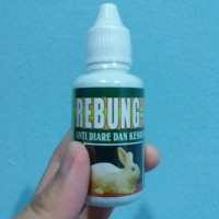 Rebung K 30 ml - Obat Diare, Kembung, & Berak Darah Kelinci