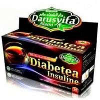 Jual original teh diabetea insulin obat herbal diabetes melitus gula darah Murah