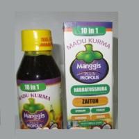 Jual murah madu kurma manggis plus propolis obat nafsu makan cerdas anak Murah