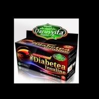Jual murah teh diabetea insulin obat herbal diabetes melitus gula darah Murah