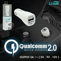 harga Charger Saver Mobile Super Li-ion 2.0a (qualcomm) Tokopedia.com