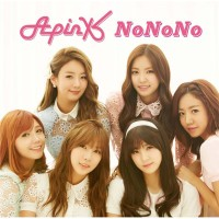 Apink - Nonono (CD + DVD Limited B)