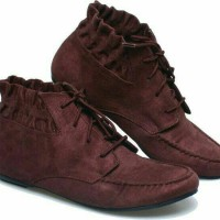 sepatu boots wanita clothing murah distro java