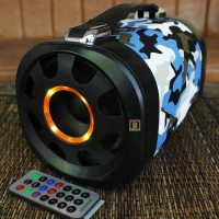 Speaker Aktif Portable ADVANCE TP-700 Motif Army