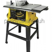 "STANLEY Table Saw 10"" STST 1825 l Mesin Potong Kayu Meja"
