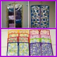 Gantungan Hanger Jilbab Organizer (Cover + Hanger)