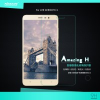Nillkin 9H 0.3mm Tempered Glass Screen Protector Redmi Note 3