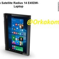 Toshiba E45DW # Touch putar360 FX8800 w10