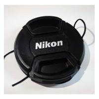 harga Lens Cap Untuk Nikon 55mm Tutup Lensa Depan Kamera Dslr Tokopedia.com