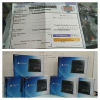 Sony PS4 500GB Garansi RESMI Sony Indonesia