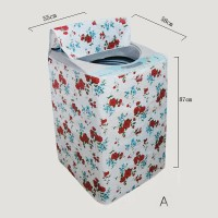 Sarung Cover Mesin Cuci Satu Tabung / One Hole Washing Machine Cover