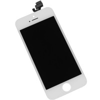 Apple Original iPhone 5 LCD + Touch Screen Assembly Replacement White