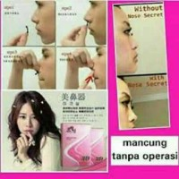 harga Nose Up Secret 3d Tokopedia.com