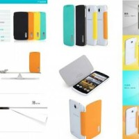 Flip Case Rock Lenovo S920 Elegant Series