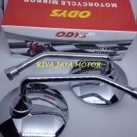 harga Spion Vespa Mini Cembung / Datar, Cocok Untuk Semua Honda, Yamaha Tokopedia.com
