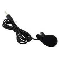 3.5mm Microphone with clip - Clip Mic - Mic Clip - Clip on Mic