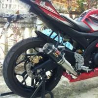 harga Knalpot Akrapovic Gp M1 Carbon untuk motor Yamaha R15 Tokopedia.com
