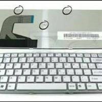 Keyboard SONY VAIO PC-S Series VPC-S11 VPC-S13 VPC-S135 VPC-S12 WHITE